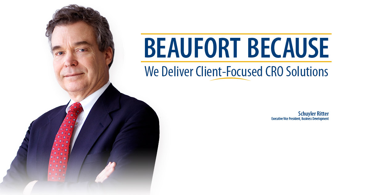 Beaufort Because We Deliver Client-Focused CRO Solutions